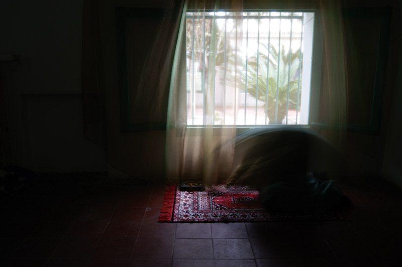 Sihem Salhi, Le temps de mes prières, 2015
