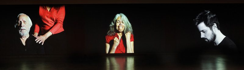 Nadia Seboussi, Hidad, 2015, vue de l'installation, photo : Marilou Crispin