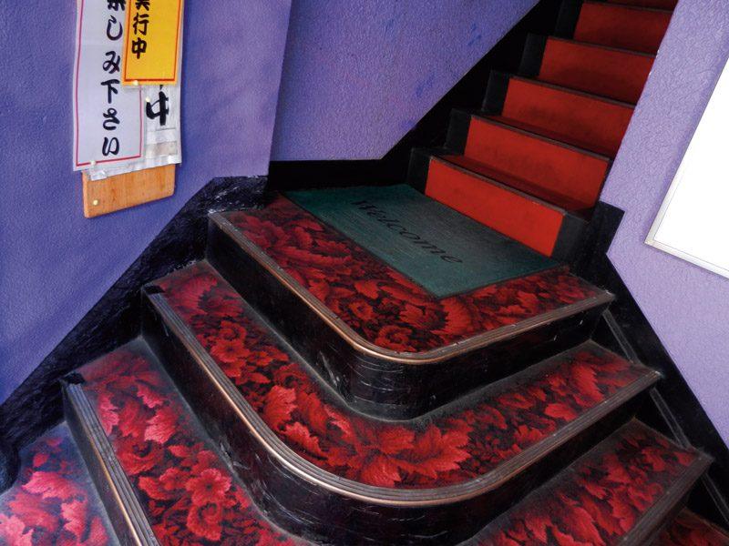 Daido Moriyama, Tokyo Color, 2008-2015, tirage chromogène, 112 × 149 cm