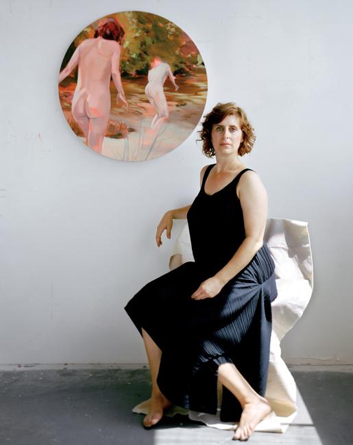 Marisa Portolese, Corri-Lynn, 2015, de la série / from the series Belle de jour III, épreuve couleur / cprint 127 × 102 cm