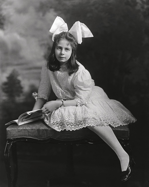 William Notman & Son, Miss Naomi Daintry Notman, Montreal, Qc, 1910