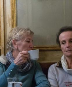 Angela Grauerholz, Deux dames de Venise - for Jack Lazare