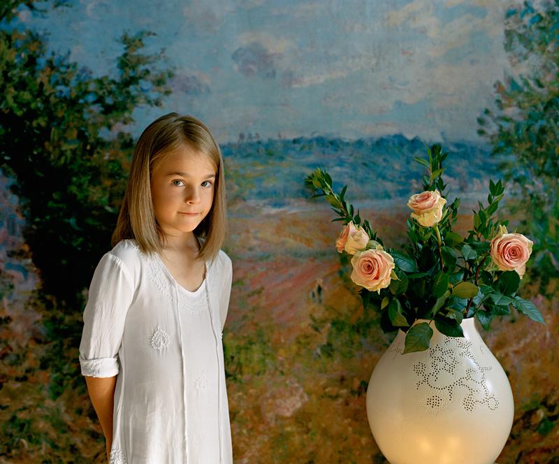 Marisa Portolese, Sophia, 2016, épreuve couleur, 60 x 76 cm [Pour Annie Boisvert et Benoît Lacoste Bienvenue]