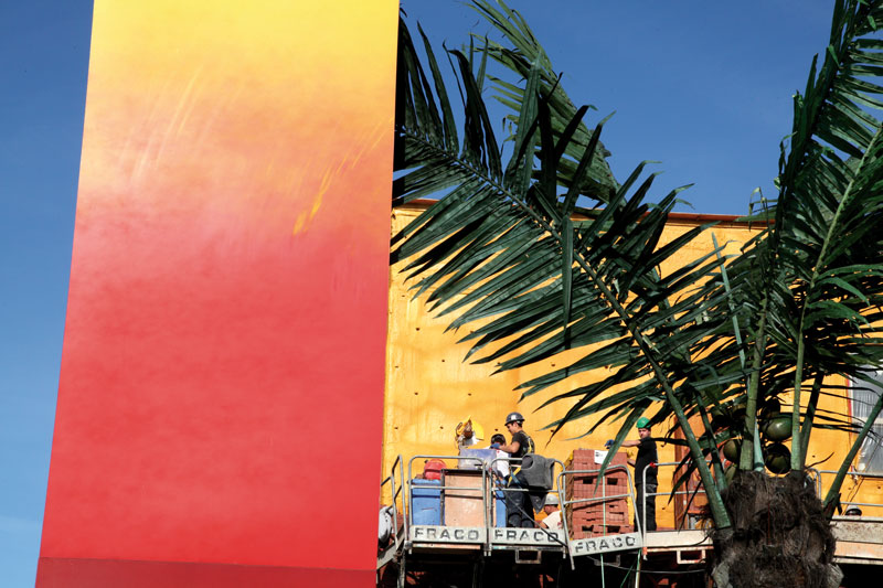 Robert Walker, Miami Restaurant, rue Sherbrooke est, 2012