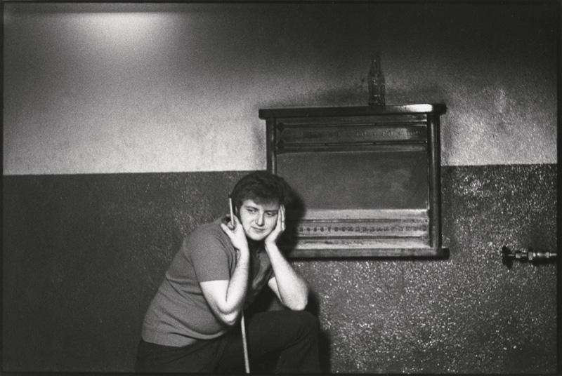 Michel Campeau, Salle de billard, Montréal, Québec, 1971, épreuves argentiques / silver prints © Michel Campeau / SODRAC
