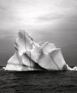 Alain Lefort, Eidôlon - Francine Paul, Chasseur de paysages au printemps des glaciels