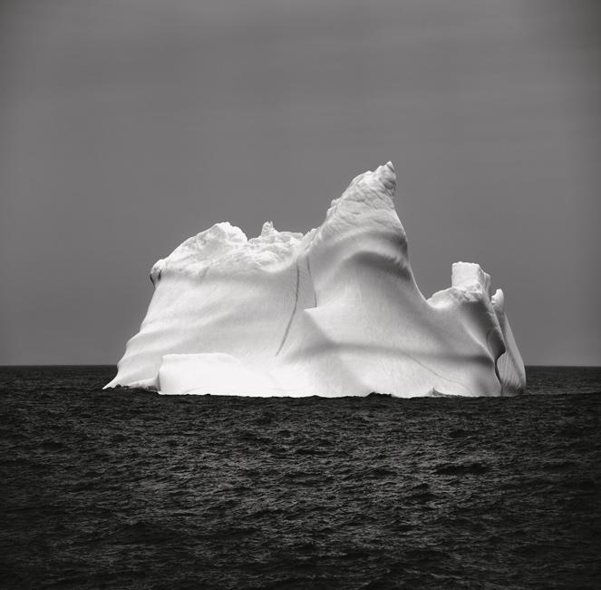 Alain Lefort, Eidôlon 1, 110 × 107 cm, 2016, impressions numériques / digital prints