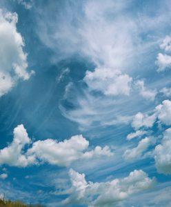 Denis Farley, Espaces aériens - Daniel Fiset, Photographies comme nuages