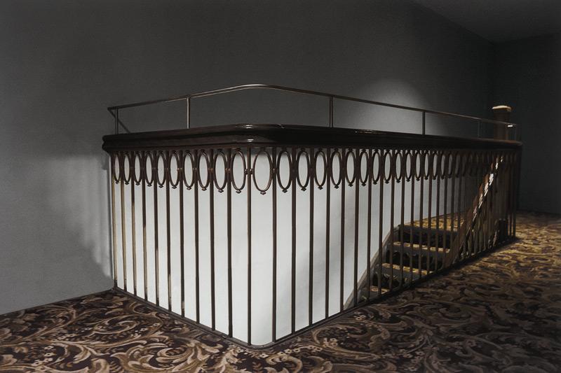 Angela Grauerholz, Puits de lumière / Light Well, 2014, impression à jet d'encre / inkjet print, 103 × 154 cm. Collection d'art canadien du Musée des beaux-arts de Montréal / The Montreal Museum of Fine Arts.