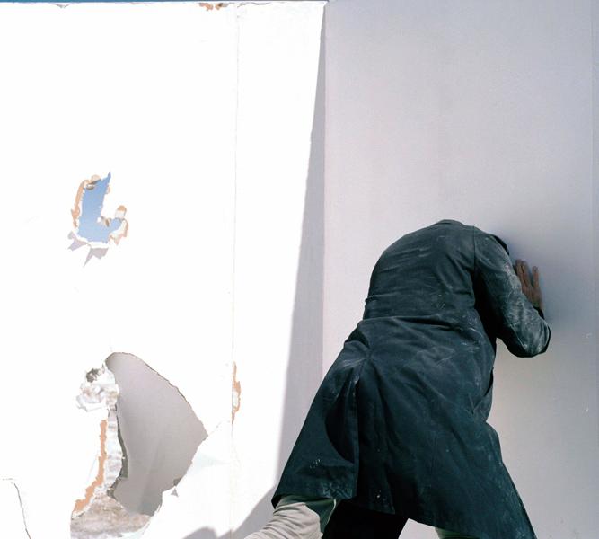 Jacynthe Carrier, # 7 de la série brise glace, 2016, impression au jet d'encre, 76 × 81 cm