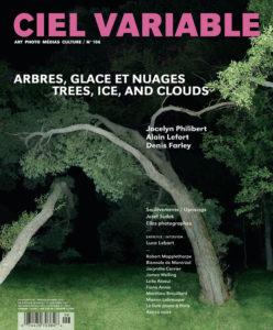 Ciel variable 106 - ARBRES, GLACE ET NUAGES