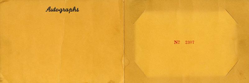 Michel Campeau, Autograph, N° 2307, 2014, impression numérique / inkjet print, 47 × 140 cm app.