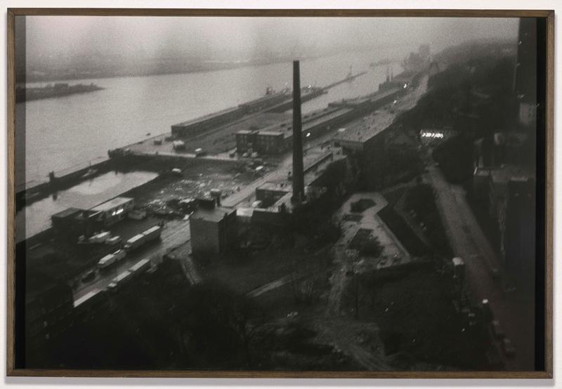 Angela Grauerholz, Vue sur le port / Harbour View, 1987