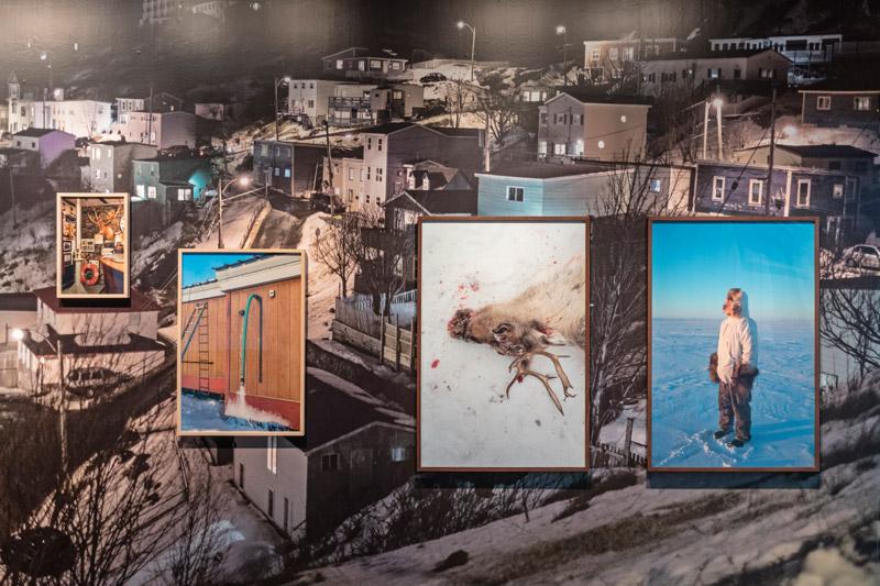 Johan Hallberg-Campbell, Coastal, installation view / vue d'installation, 2017, at/à Harbourfront