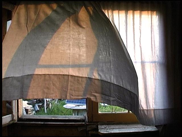 Michael Snow, Solar Breath (Northern Caryatids), 2002, video still / photo de vidéo, 62 min (continuous loop), sound / (boucle), avec son