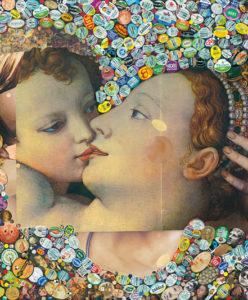 Alain Laframboise, Le regard du spectre - Florence Chantoury-Lacombe