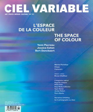Ciel variable 111 - L'ESPACE DE LA COULEUR