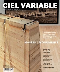 CV114 - Masses | Monuments / Couverture / Cover