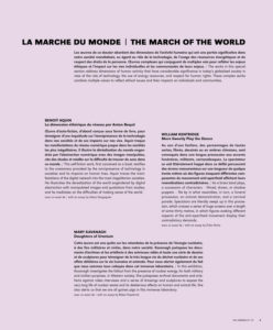 The March of the World