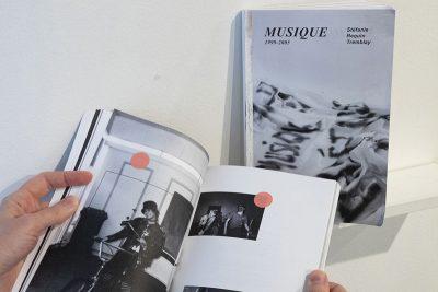 Stéfanie Requin Tremblay, Musique, livre photographique