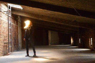 Amélie Laurence Fortin, de la série Light Exercices, 2020