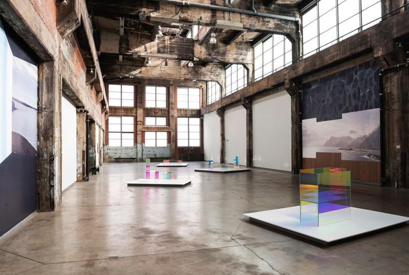 Vikky Alexander, Nordic Rock, exhibition view, Fonderie Darling, 2020, photos: Maxime Boisvert