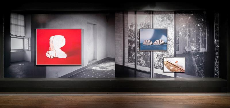 Vues d'exposition / Exhibition Views, permission / courtesy MOMENTA | Biennale de l'image. Photos : Jean-Michael Seminaro