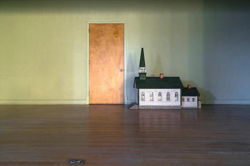 Judith Bellavance, La maquette, 2020, 97 × 145 cm. Toutes les photos / All photos : édition de / edition of 3, impressions numériques sur papier / digital prints on Legacy Baryta de Epson