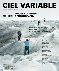 CV118 - Exhibiting Photography | Current Issue | Fall 2021 | Cover Image