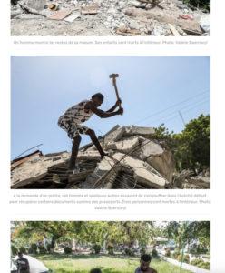 Au cœur d'Haïti