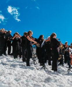 Paul Walde, Requiem pour un glacier —Reilley Bishop-Stall